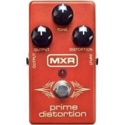 Pedal de Efeito Prime Distortion M69 Mxr