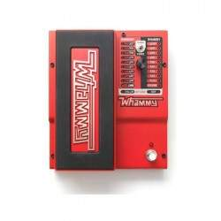 Pedal Para Guitarra Whammy V Pitch Shifting Digitech + Fonte