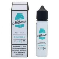 LIQUIDO PREMIUM THE MILKMAN 60ML - CHURRIOS