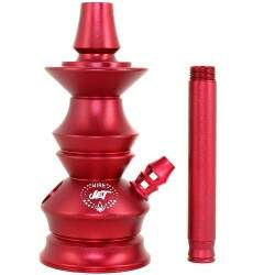 STEM NARGUILE PEQUENO JET WIRE HOOKAH VERMELHO