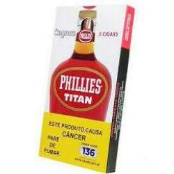 PHILLIES TITAN - COGNAC