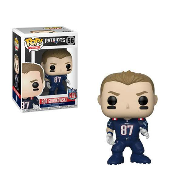 Funko Pop - Rob Groncowski - New Englands Patriots - NFL