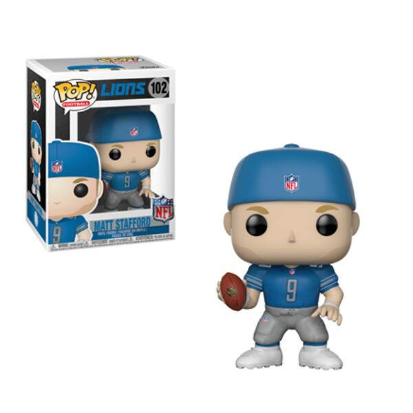 Funko Pop - Matt Stafford - Detroit Lions - NFL