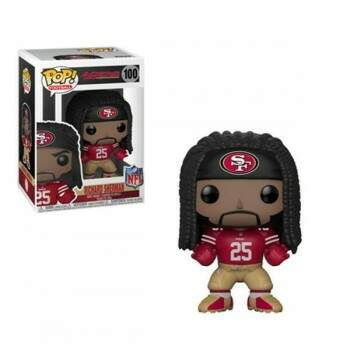 Funko Pop - Richard Sherman - San Francisco 49ers - NFL