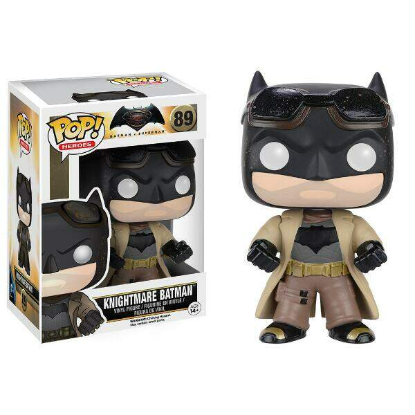 Funko Pop - Batman número 89 - Filme Batman vs Superman