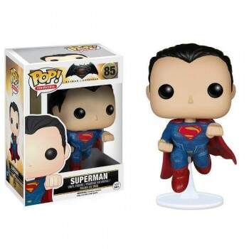 Funko Pop - Superman número 85 - Filme Batman vs Superman