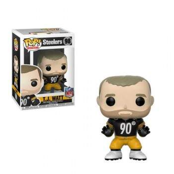 Funko Pop - TJ Watt - Pittsburgh Steelers  - NFL