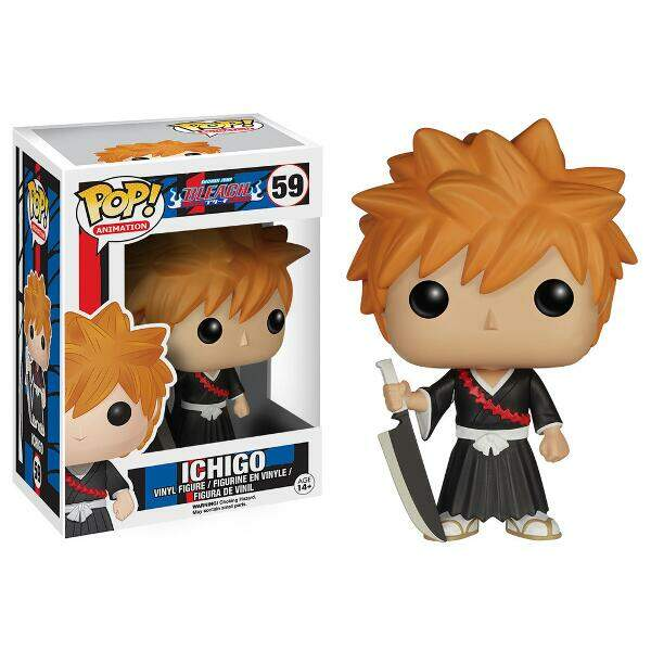 Funko Pop - Ichigo - Anime Bleach