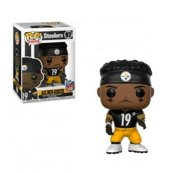 Funko Pop - Juju Smith-Schuster - Pittsburgh Steelers  - NFL