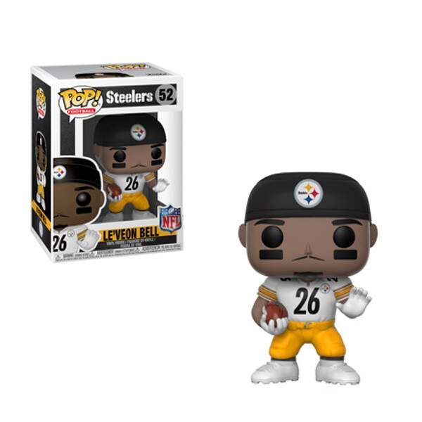 Funko Pop - LeVeon Bell - Pittsburgh Steelers  - NFL