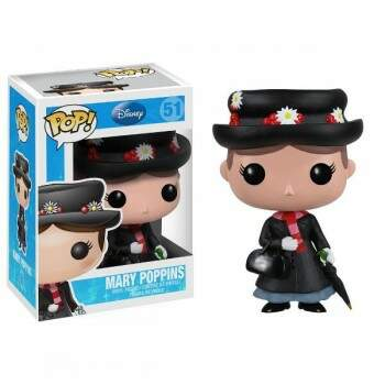 Funko Pop Mary Poppins - Disney
