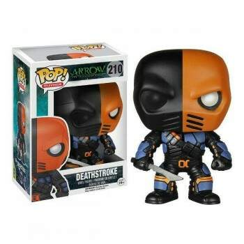 Funko Pop - Deathstroke - Série Arrow DC Comics
