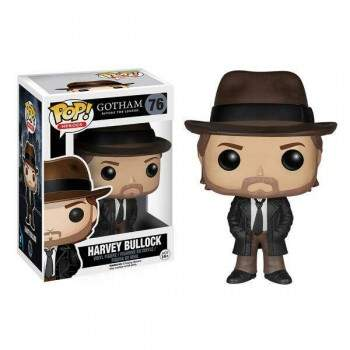 Funko Pop - Harvey Bullock - Série Gotham DC Comics