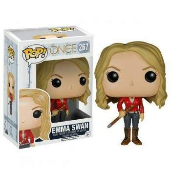 Funko Pop - Emma Swan - Série Once Upon a Time