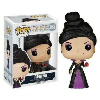 Funko Pop - Regina número 268 - Série Once Upon a Time