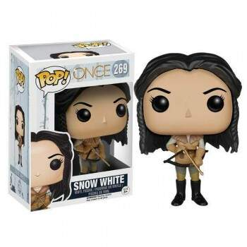 Funko Pop - Branca de Neve - Série Once Upon a Time