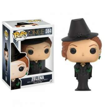 Funko Pop - Zelena - Série Once Upon a Time