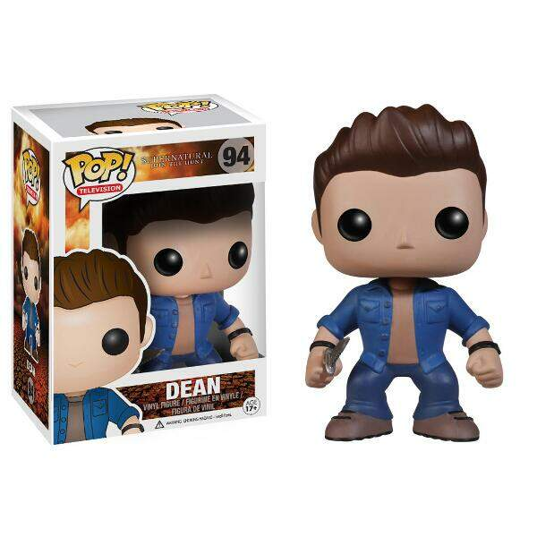 Funko Pop Dean - Série Supernatural