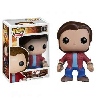 Funko Pop Sam - Série Supernatural