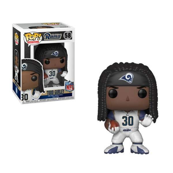 Funko Pop - Todd Gurley - Los Angeles Rams  - NFL