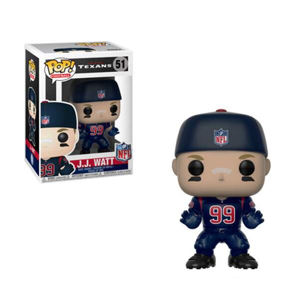 Funko Pop - JJ Watt - Houston Texans  - NFL