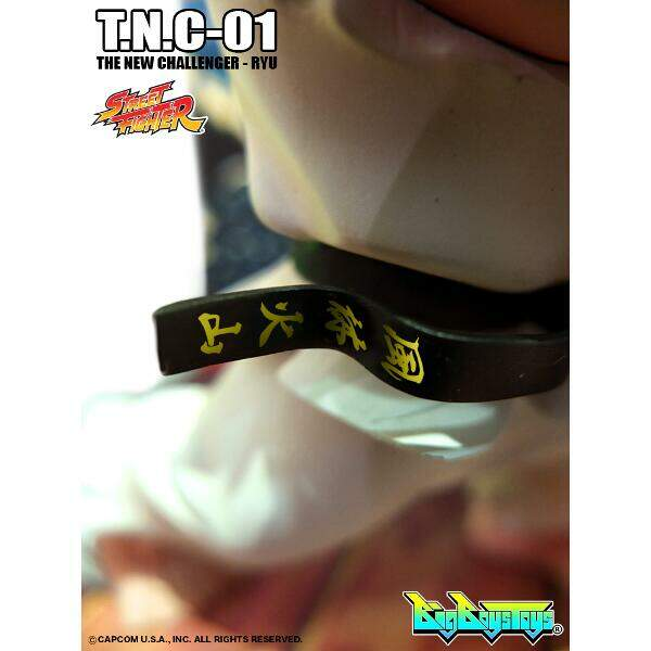Ryu - TNC-01 - Street Fighter