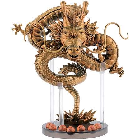 Banpresto - Shenlong Dourado - Dragon Ball