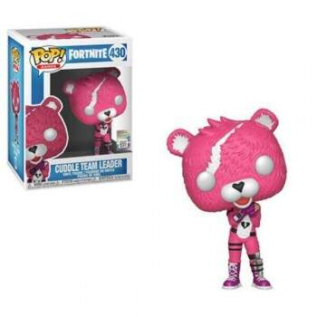 Funko Pop - Cuddle Team Leader - Game Fortnite