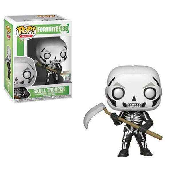 Funko Pop - Skull Trooper - Game Fortnite