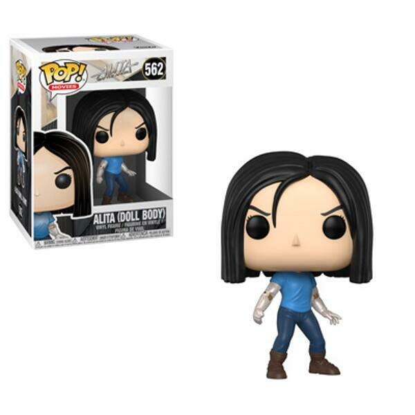Funko Pop - Alita Doll Body