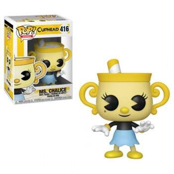 Funko Pop - Ms Chalice - Game Cuphead