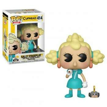 Funko Pop - Sally - Game Cuphead