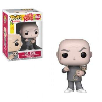 Funko Pop - Dr Evil - Filme Austin Powers