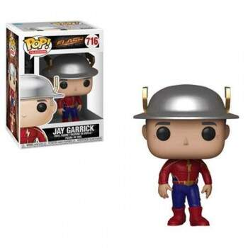 Funko Pop - Jay Garrick - Série The Flash