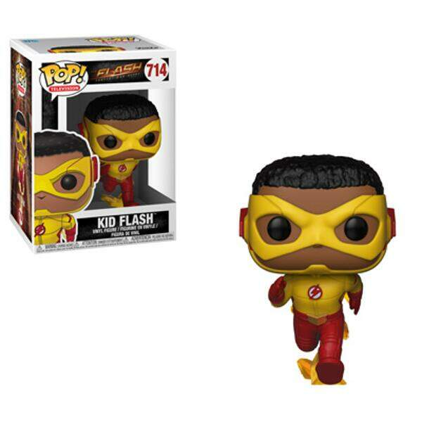 Funko Pop - Kid Flash - Série The Flash