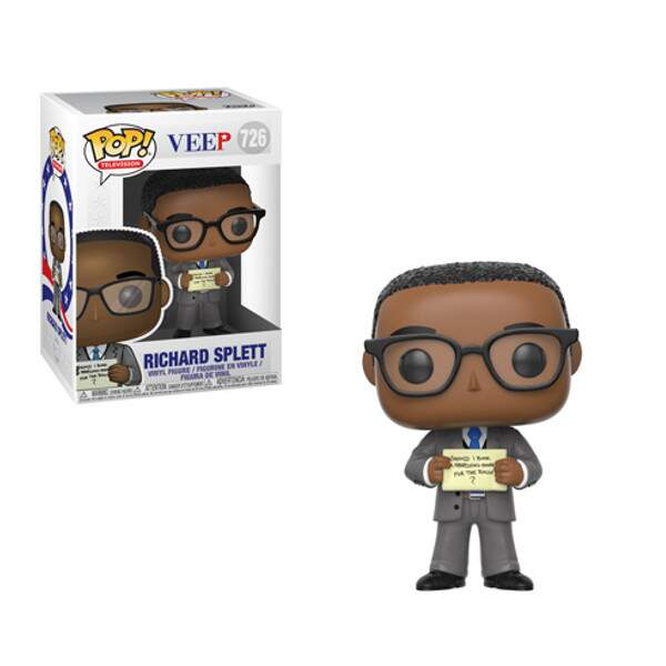 Funko Pop - Richard Splett - Veep