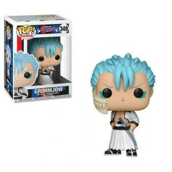 Funko Pop - Grimmjow - Anime Bleach