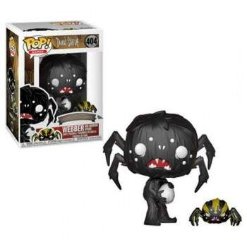 Funko Pop - Webber - Game Dont Starve
