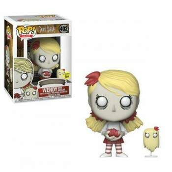 Funko Pop - Wendy - Game Dont Starve