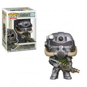 Funko Pop - T-51 - Power Armor - Game Fallout