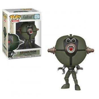 Funko Pop - Assaultron - Game Fallout