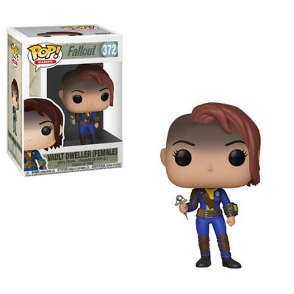 Funko Pop - Vault Dweller Female - Game Fallout