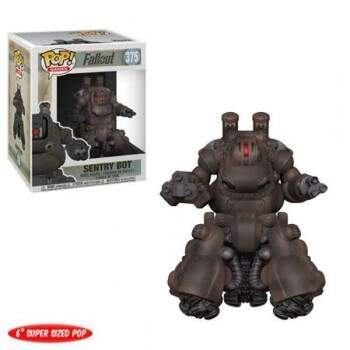 Funko Pop - Sentry Bot - Game Fallout