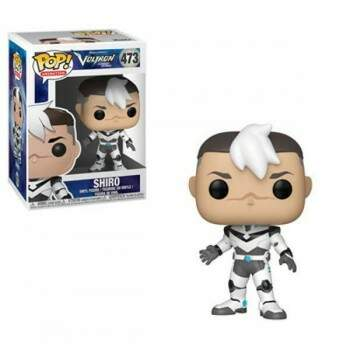 Funko Pop - Shiro - Anime Voltron