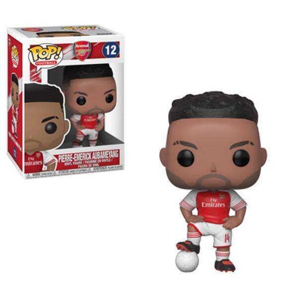 Funko Pop Pierre-Emerick Aubameyang - Arsenal - Futebol