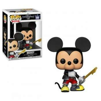 Funko Pop - Mickey - Game Kingdom Hearts