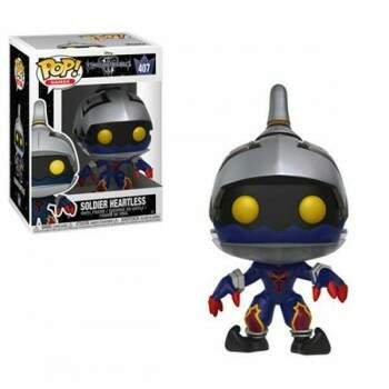 Funko Pop - Soldier Heartless - Game Kingdom Hearts