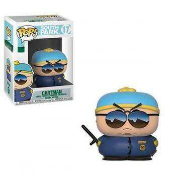 Funko Pop - Cartman Policial - South Park