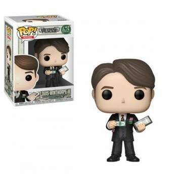 Funko Pop - Louis Winthorpe III - Filme Trocando as Bolas