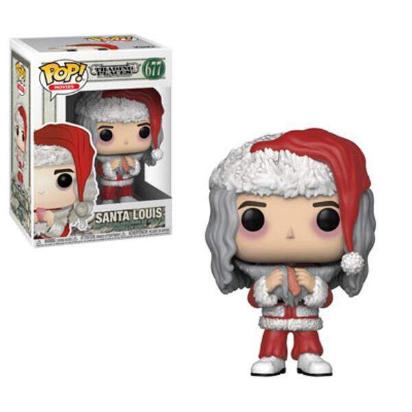 Funko Pop - Louis Papai Noel - Filme Trocando as Bolas